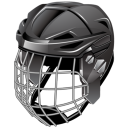 Ice Hockey Helmet Emoticon