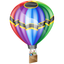 Ballooning Emoticon
