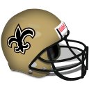 Saints Emoticon