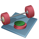 Weightlifting Emoticon