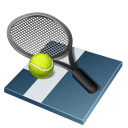 Tennis Emoticon