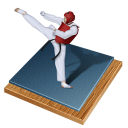Taekwondo Emoticon