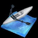Rowing Emoticon