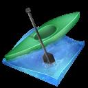 Kayak Sprint Emoticon