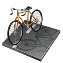 Cycling Road Emoticon