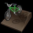 Cycling Bmx Emoticon