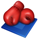 Boxing Emoticon