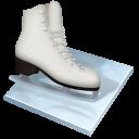 Figure Skating Emoticon