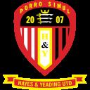 Hayes Yeading United Emoticon