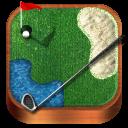 Golf Emoticon