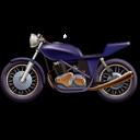 Motorbike Emoticon