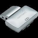 Wireless Receiver 2 Docked Emoticon