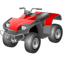 Utility Atv Emoticon