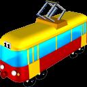 Tram Emoticon