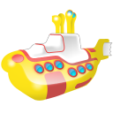 Yellow Submarine Emoticon