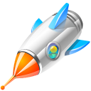 Rocket Emoticon