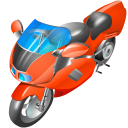 Motorcycle Emoticon