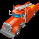Fire Engine Emoticon