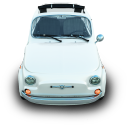 Fiat 500 Emoticon
