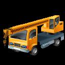 TruckMountedCrane Emoticon