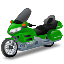 TouringMotorcycle Emoticon