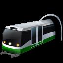 SubwayTrain Emoticon