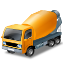 MixerTruck Emoticon