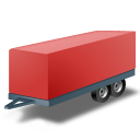 CarTrailer Emoticon
