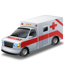 Ambulance Emoticon
