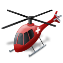 AirAmbulance Emoticon