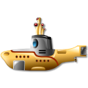 Yellow Submarine Emoticon