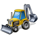 Bulldozer Emoticon