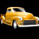 Yellow Pickup Emoticon