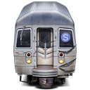 Subway Car Emoticon