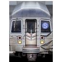 Subway Car Emoticon
