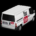 YouTube Van Back Emoticon