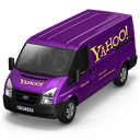 Yahoo Van Front Emoticon