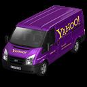 Yahoo Van Front Emoticon