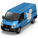 Twitter Van Front Emoticon