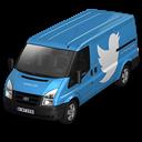 Twitter Van Front Emoticon