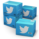 Twitter Shipping Box Emoticon