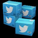 Twitter Shipping Box Emoticon