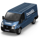 Tumblr Van Front Emoticon