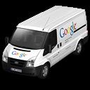 Google Van Front Emoticon