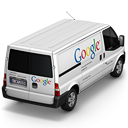 Google Van Back Emoticon