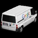 Google Van Back Emoticon