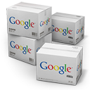 Google Shipping Box Emoticon