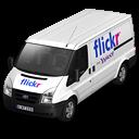 Flickr Van Front Emoticon