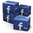 Facebook Shipping Box Emoticon