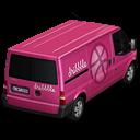 Dribbble Van Back Emoticon